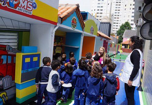 Minicidade MS – espaço de aprendizagem … e diversão!