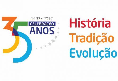 35 anos de história, tradição e evolução