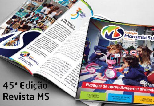 45ª Edição da Revista Morumbi Sul – Confira!