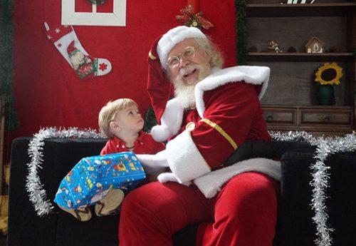 Encontro com Papai Noel