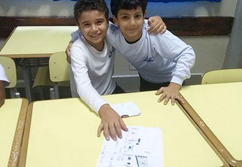 3rd grade e uma reflexão sobre amizade