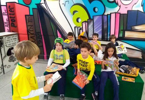 Dia do Livro Infantil – leitura para comemorar