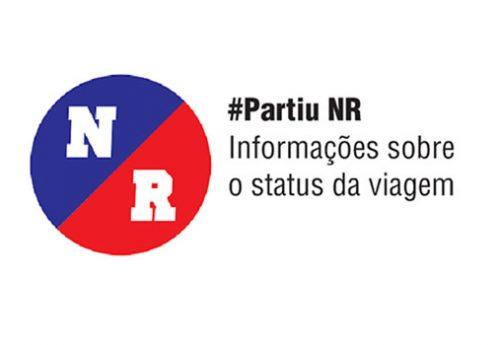 #Partiu NR – Um fim de semana inesquecível
