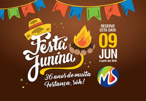 36ª Festa Junina MS