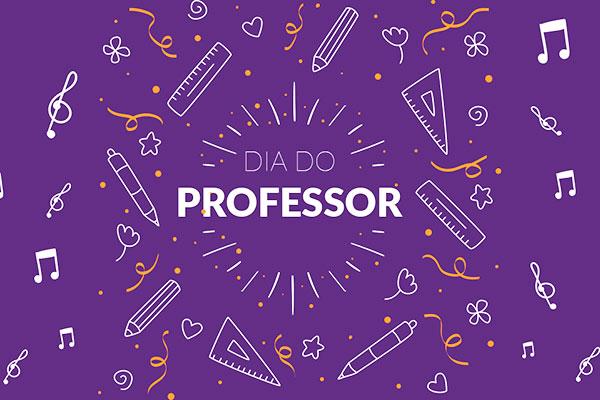 Feliz Dia Do Professor Colegio Morumbi Sul