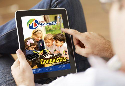 Leia agora a 49ª edição – Colégio Morumbi Sul