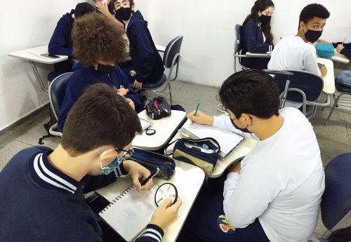 Matemática e Física – atividades integradas